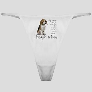 Beagle Mom Classic Thong