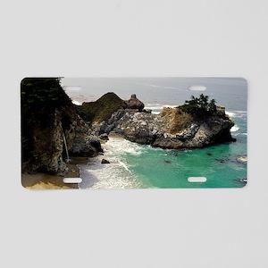 Big Sur Aluminum License Plate