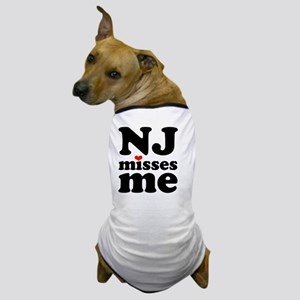 NJMM-sm Dog T-Shirt