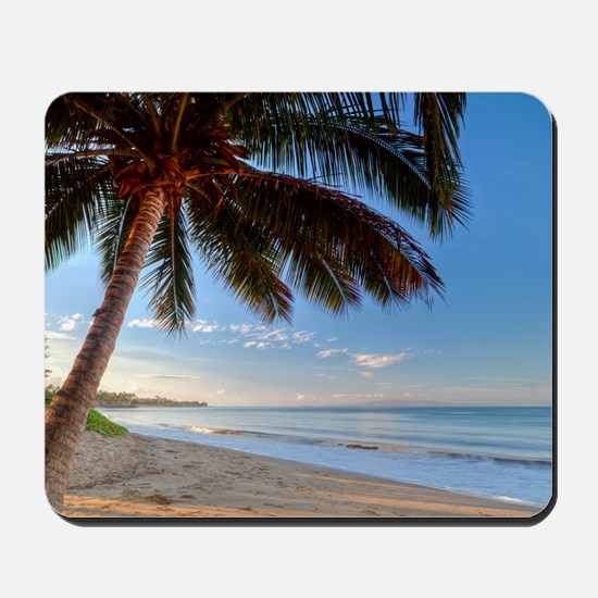 Maui Paradise Beach Hawaii 3 Mousepad
