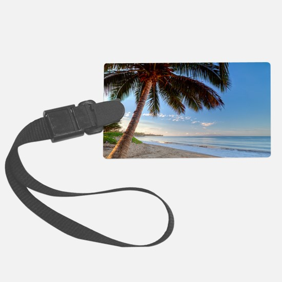 Maui Paradise Beach Hawaii 3 Luggage Tag