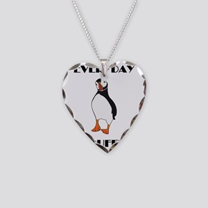 everydayimpufflin Necklace Heart Charm