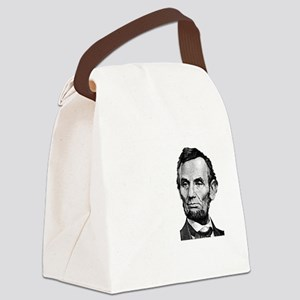 beexcellentdark2 Canvas Lunch Bag