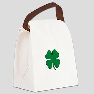 Part Irish White Canvas Lunch Bag