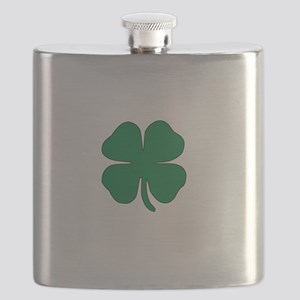 Part Irish White Flask