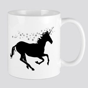 Magical Unicorn Silhouette Mugs