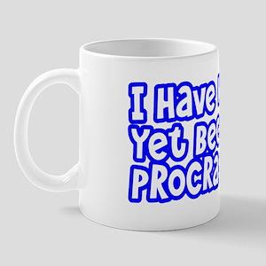 procrastinate1 Mug