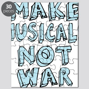 MAKE-MUSICALS-NOT-WAR2 Puzzle