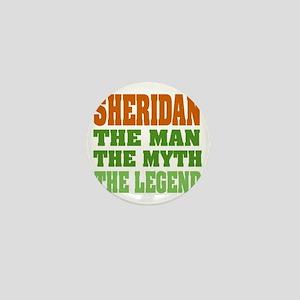 Sheridan The Legend Mini Button