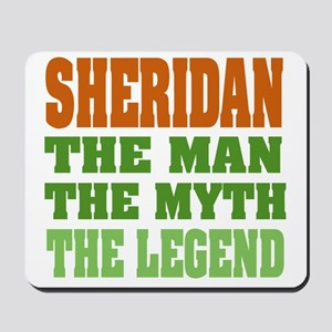Sheridan The Legend Mousepad
