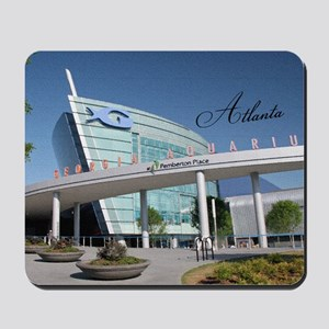 Atlanta_5x3rect_sticker_GeorgiaAquarium Mousepad
