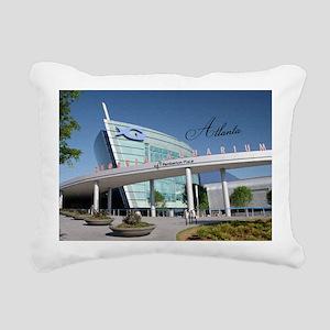 Atlanta_5x3rect_sticker_ Rectangular Canvas Pillow