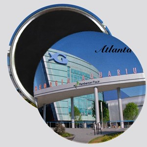 Atlanta_4.25x4.25_Tile Coaster_GeorgiaAquar Magnet