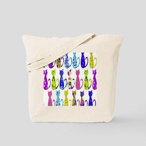 Calico Cat copy Tote Bag