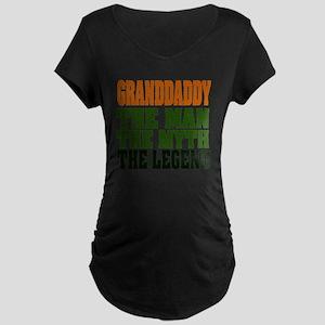 Granddaddy The Legend Maternity Dark T-Shirt