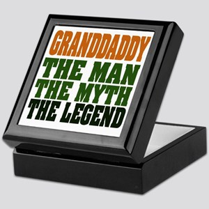 Granddaddy The Legend Keepsake Box