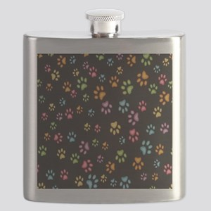 Catty Paws Flask