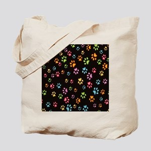 Catty Paws Tote Bag