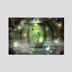 special angel Rectangle Magnet