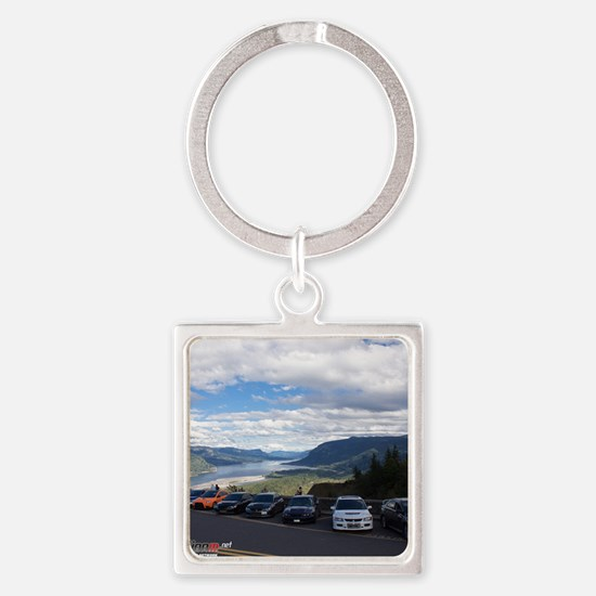 cover Square Keychain