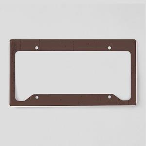 violin1-OV License Plate Holder