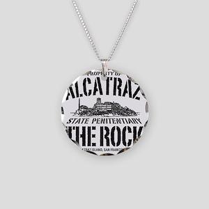 ALCATRAZ_THE ROCK-2_b Necklace Circle Charm
