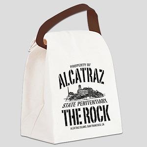 ALCATRAZ_THE ROCK-2_b Canvas Lunch Bag