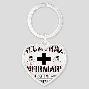 ALCATRAZ_INFIRMARY_b Heart Keychain