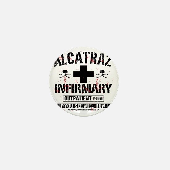 ALCATRAZ_INFIRMARY_b Mini Button