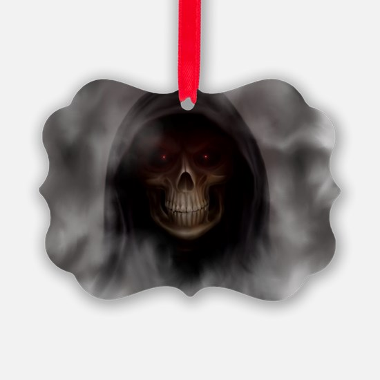 Grim Reaper red eye LT  Ornament