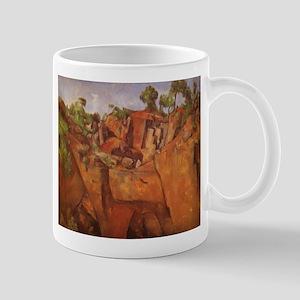Steinbruch drink - Paul Cezanne - c1898 11 oz Cera