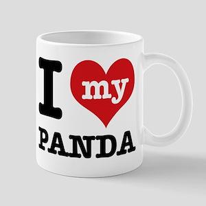 i love my Panda Mug