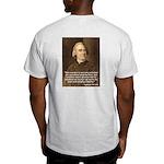 "Samuel Adams ""Contest of Freedom"" Ash Grey T-Shirt"