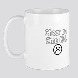 Cheer up, emo kid  Mug
