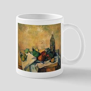 Still - Rumflasche - Paul Cezanne - c1890 11 oz Ce