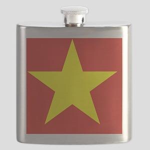 Flag_of_Vietnam Flask