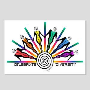 Diversity Strip Postcards (Package of 8)
