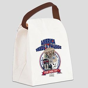 JoeBacaT Canvas Lunch Bag