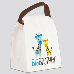 GiraffeBigBrotherV2 Canvas Lunch Bag