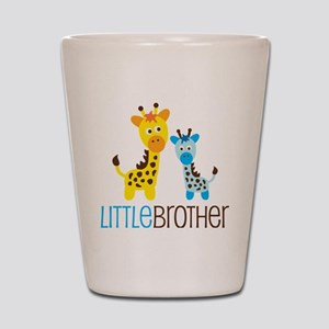 GiraffeLittleBrotherV2 Shot Glass