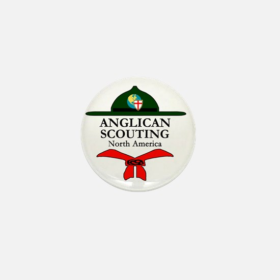 Anglican Scouting NA No Border 12-15-1 Mini Button