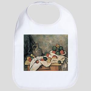 Still life drapery jug and fruit bowl - Paul Cezan