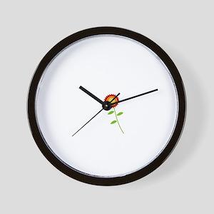 normal-4blk Wall Clock