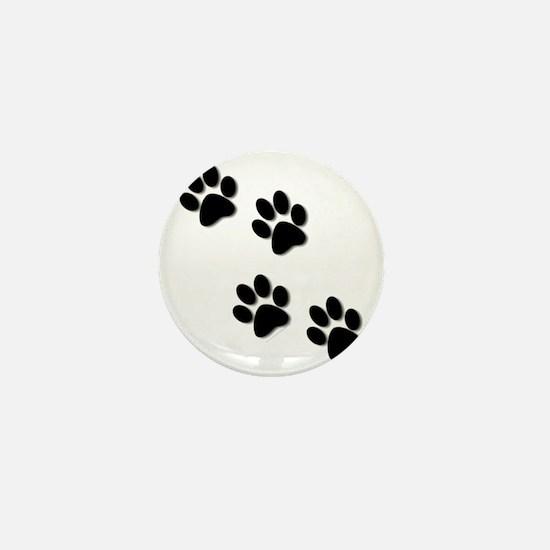 paws.gif Mini Button