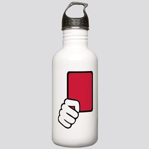 red_card_hand Stainless Water Bottle 1.0L