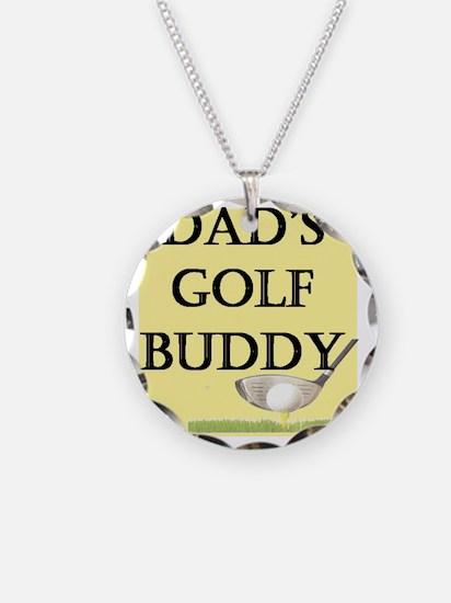 dads golf buddy.gif Necklace