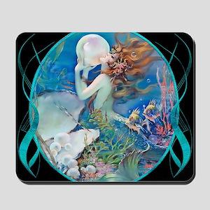 ! SUEDE Pillow2- 95%CLIVE-DECOR Mermaid Mousepad