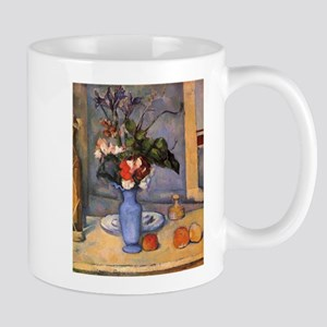 Still Life with Blue Vase - Paul Cezanne - c1885 1