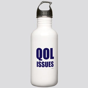 QOL Issues Water Bottle