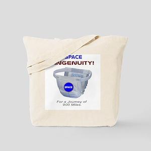 Space Diapers Tote Bag